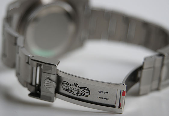 Обзор часов Rolex Submariner Date 116610LN