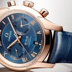 Обзор часов Omega De Ville Co-Axial Chronograph