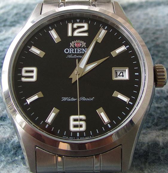 Часы наручные мужские ориент автоматик часы купить на алиэкспрес