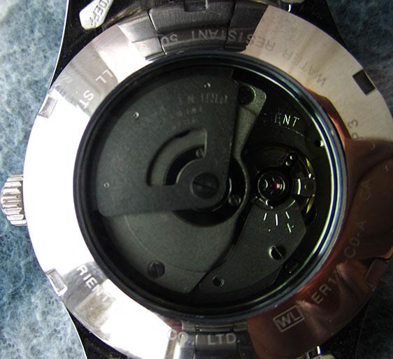 Обзор часов Orient Automatic FER1X001BO