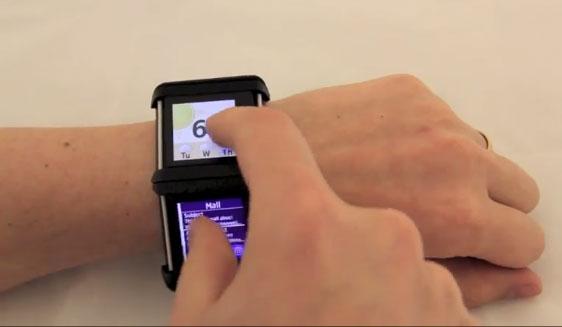 Обзор умных часов Nokia SmartWatch