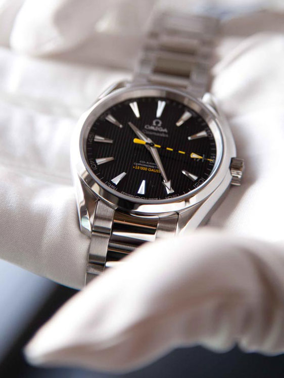 Часы omega seamaster professional co-axial chronometer