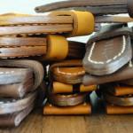 Как делают кожаные ремешки для часов ручной работы. Видеомануал